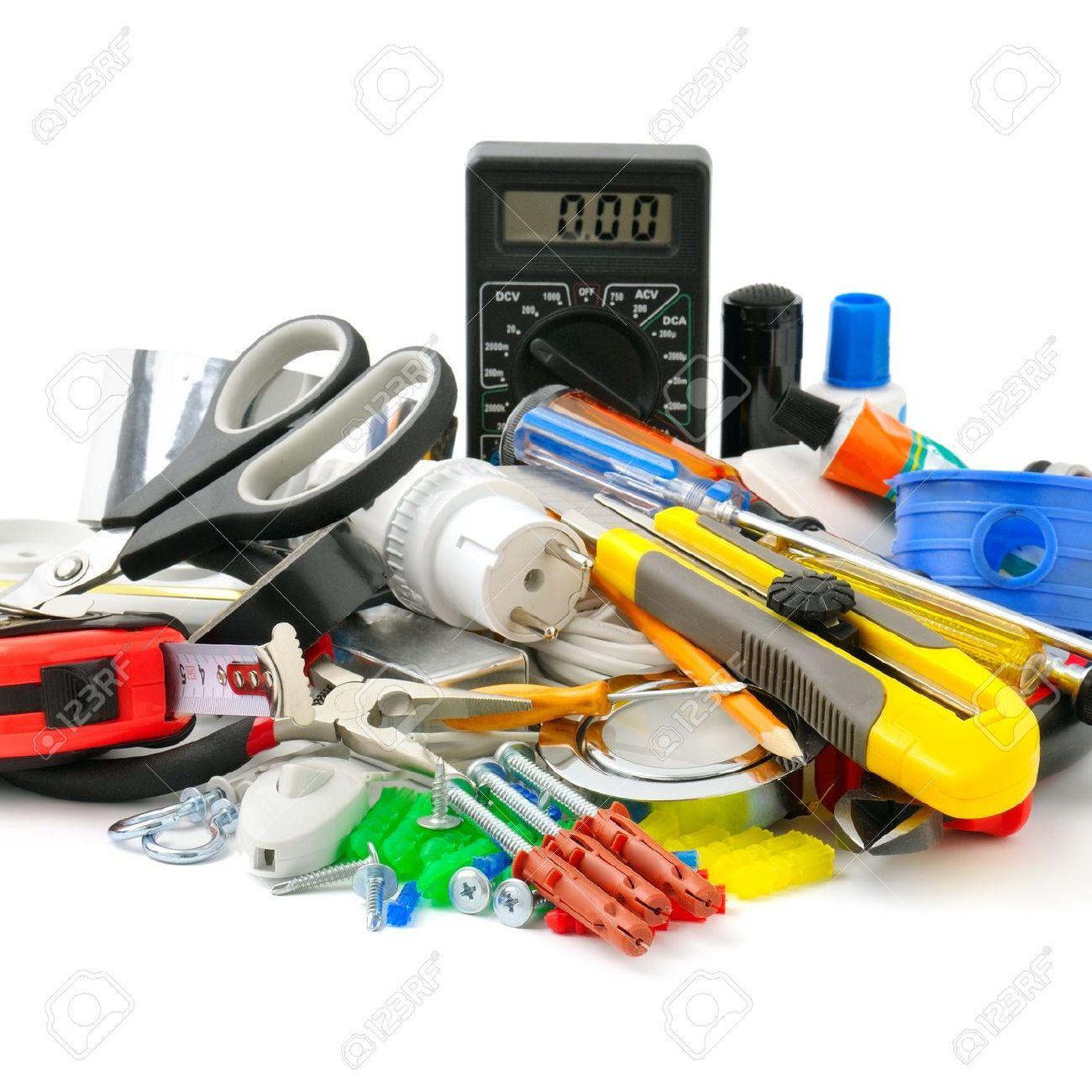Električna oprema i zalihe
