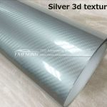 Silver 3D texture